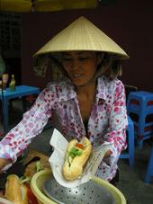 ベトナムのバインミー